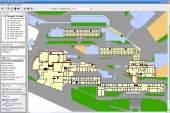 Этажный план зданий кампуса ВГУЭС